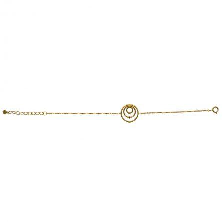 Rings in water bracelet