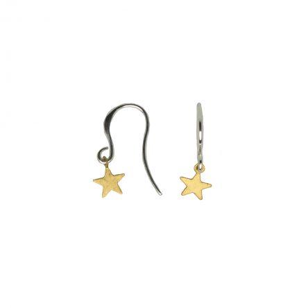 Stjerne hook øreringe