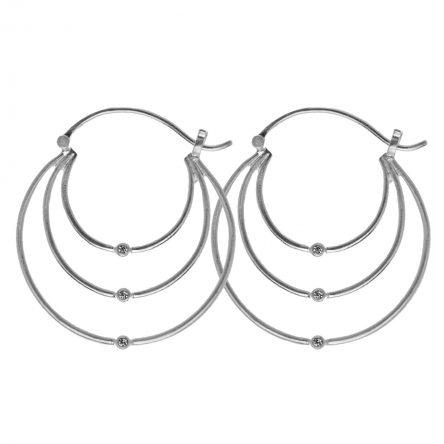 Rings in water hoops